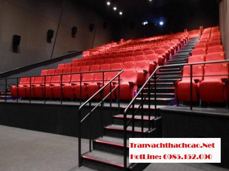 Tác dụng của vách thạch cao tại rạp chiếu phim