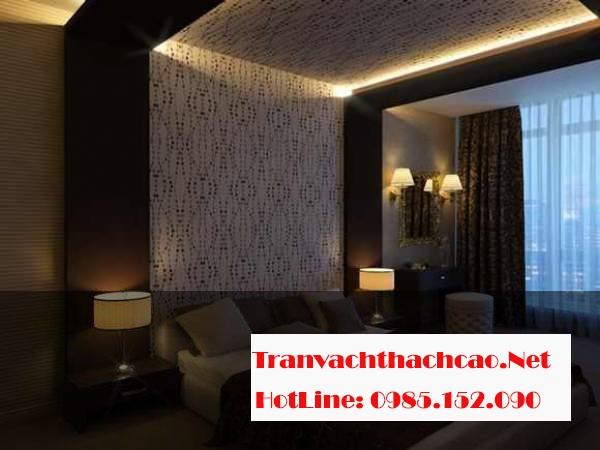 Thi công trần thạch cao, trần thạch cao phòng ngủ tại Hà Nội