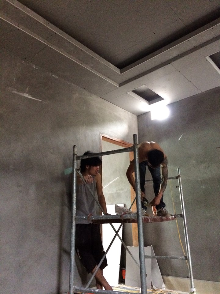 Thợ làm trần thạch cao ở Đản Dị ĐÔng ANh